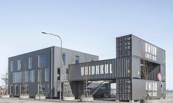 Идеи проекта домов из морских контейнеров (37)
