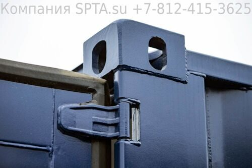 Петля контейнера для дверей | Container door hinge